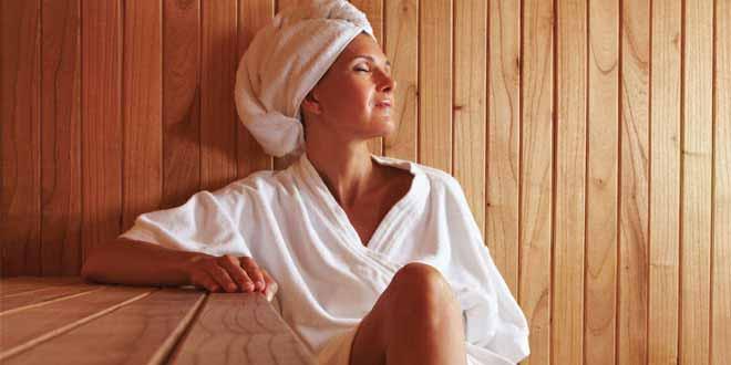 Sauna'nın az bilinen 7 faydası