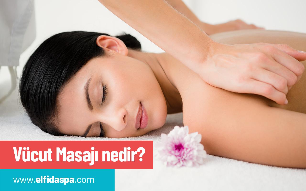 Vücut Masajı nedir?