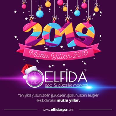 Hoşgeldin 2019. Hep birlikte nice yıllara!